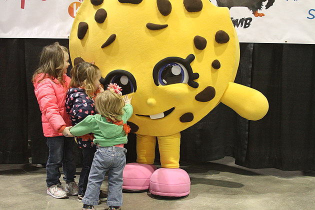 Canyon County Kids Expo Cookie Shopkins
